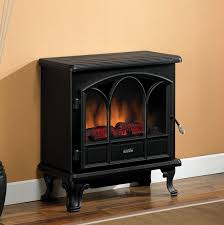 duraflame 750 black freestanding electric stove with remote electric fireplace stove