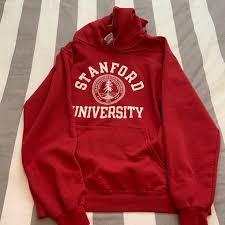 - Stanford Champion Large Vintage Depop Hoodie