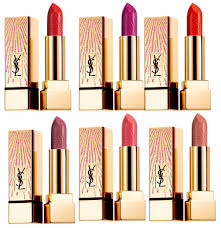 Ysl Dazzling Lights Lipstick Ysl Rouge Pur Couture Dazzling Lights Holiday 2017 In 2019