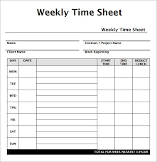 daily timesheet template free printable weekly sheet military bralicious co