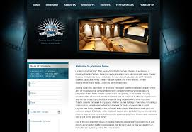 designing home theater. Home Theater Web Design Designing