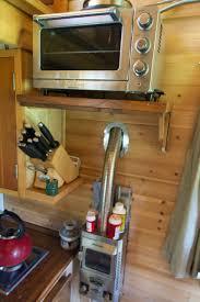 tiny house heater. The Loft Area Toaster And Heater Tiny House U
