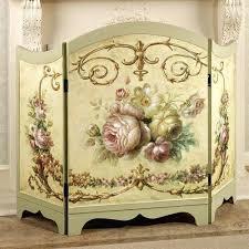 decorative fireplace screens decorative fireplace screens wrought iron decorative fire guards screens uk