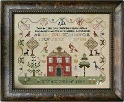 Cross Stitch Sampler Patterns