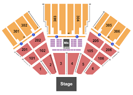 Five Point Amphitheater Seating Chart Fivepoint Amphitheater Seating Chart Irvine