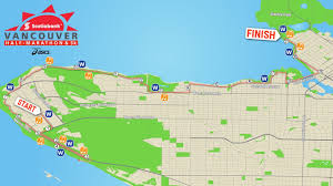 Toronto Waterfront Marathon Elevation Chart Course Preview Scotiabank Vancouver Half Marathon 2017