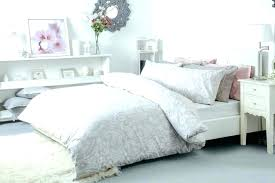 pink and grey bedspread bedding blush large size of duvet cover comforter