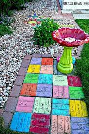 garden art projects. Winsome Simple Diy Garden Art Ideas | Craft Projects And