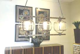 country kitchen chandelier lighting modern over island and fan