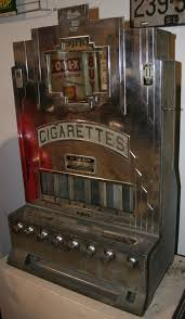 Rowe Cigarette Vending Machine Fascinating 48 ROWE DECO CIGARETTE MACHINE On Antiques Pinterest Vending