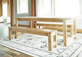 beginner farm table benches 2 tools