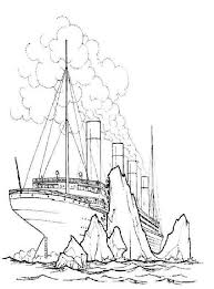 Small Picture Kids n funcom 30 coloring pages of Titanic