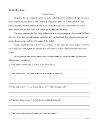 Essay Persuasive Examples Persuasive Essay Examples Preview