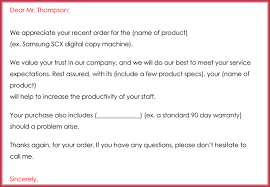 Thank You Letter To Customer Customer Thank You Email Best Samples Examples Writing Tips