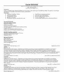 Resume For Pipefitter General Foreman Cv Pipefitter Foreman