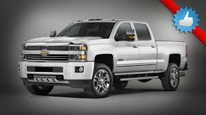 2015 Chevrolet Silverado High Country HD Pickups - YouTube