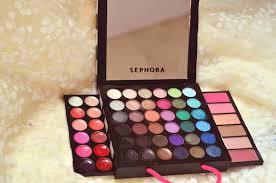 resenha paleta da sephora um ping bag makeup palette jéssica felber you