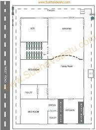 west facing house plan from subhavaastu com vastu shastra website subhavaastu com