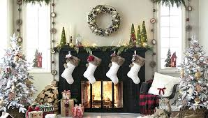 Decorating – Dubaiwebd Pictures 3 Christmas Mantel Ideas 0qOO8g