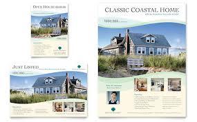 Real Estate Brochure Template Free Real Estate Flyer Template Free Download Free Real Estate