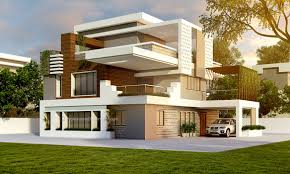 Design By House 3d Exterior House Design By Thepro3dstudio Modern Homify