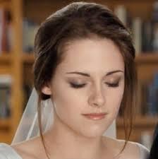 bella swan wedding make up
