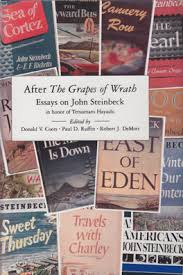 after the grapes of wrath · ohio university press swallow press