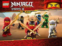 Amazon.de: Lego Ninjago - Meister des Spinjitzu - Staffel 9.2 ansehen
