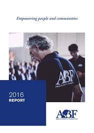 Abf Org Chart Abf 2016 Report By Andrea Bocelli Foundation Issuu