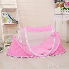 infant bed mosquito net four sets of children s mosquito net free installation of baby folding nets tots in mind crib tent for fish crib bedding from