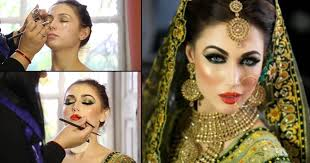 glamorous asian bridal makeup tutorial 2017 guest of wedding