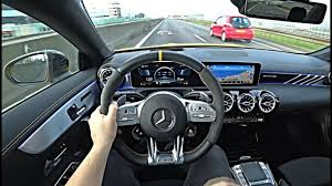There are differences, but they're pretty subtle. 2020 2021 Mercedes Cla 45 S Amg New Full Test Drive Review 4matic Interior Exterior Infotainment Youtube