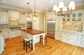 Painted Wood Kitchen Floors Kitchen Elegant Light Coloured Kitchen Floor Tiles With White