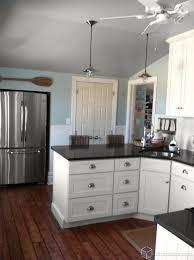 white cottage kitchens. Black And White Beach Cottage Kitchen Traditional-kitchen Kitchens