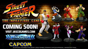 street fighter the miniatures game board game boardgamegeek