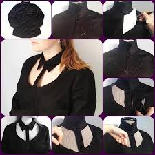 cut out shirt for a chic look diy