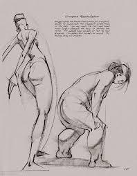 gesture drawing vol