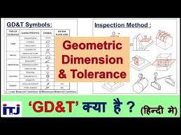 gd t geometric dimension tolerance