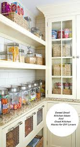 sweet small kitchen ideas and great kitchen s for diy 6