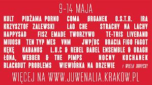 Juwenalia Krakowskie znamy dok adny program wydarzenia
