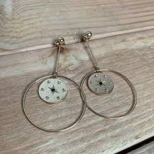 American Eagle Outfitters Jewelry   New Lot Of 2 Earrings American ...