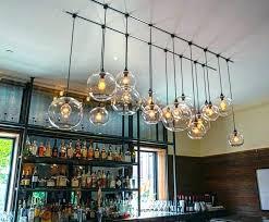 hanging bar lights hanging bar lights pendant lights over bar hanging above breakfast better casual 4