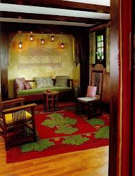 arts and crafts living room paint colors. arts and crafts interior - this just lovely could fit in any number of boards. but i want to focus on the wall painting. living room paint colors