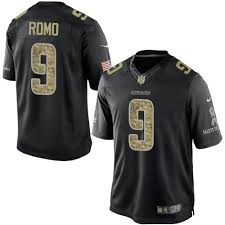 Dallas Official Adult Cowboys Service Romo Elite Nike Nfl Tony Jersey Black Salute To dacdccddedfae Chad Finn's Touching All Of The Bases