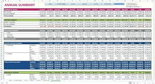 Sample Budget Spreadsheet For Small Business Template Non Profit
