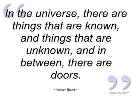William Blake Quotes Doors. QuotesGram via Relatably.com