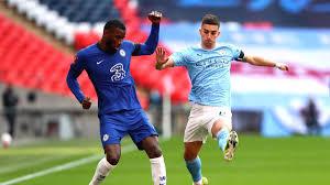 Манчестер сити проиграл челси в финале лиги чемпионов 2020/21 (0:1). Chelsi Pereigral Manchester Siti I Vyshel V Final Kubka Anglii Eurosport