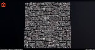 Granite Wall artstation substance designerold granite wall matthew 5966 by xevi.us