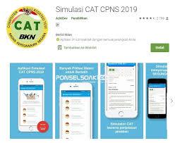 Jul 16, 2021 · soal skd cpns 2018 dan kunci jawaban / soal cpns kesehatan dan kunci jawaban kumpulan contoh cute766 / bkn juga sediakan laman simulasi cat. Download Aplikasi Cat Cpns Gratis Untuk Pc Android Dan Ios Terbaik