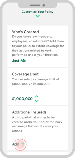 With an additional insured, they aren't covered if they make a mistake. How Do I Add An Additional Insured To A New General Liability Insurance Policy Thimble
